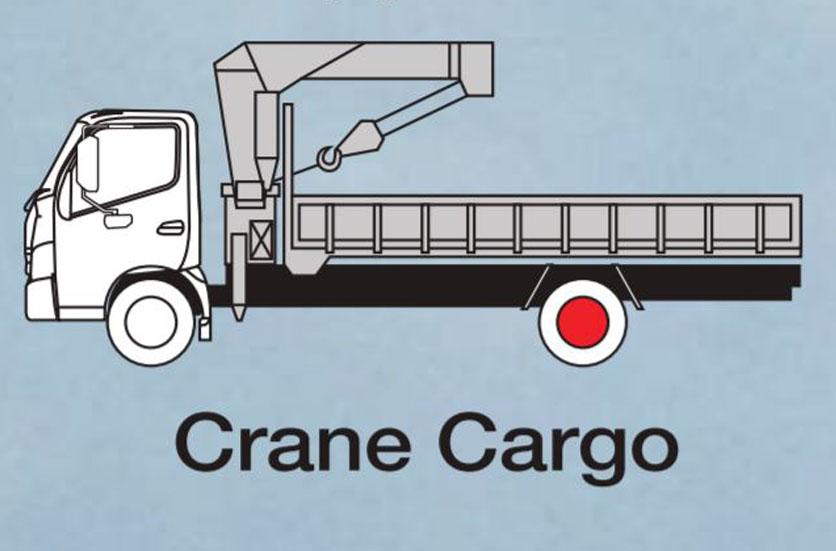 Crane Cargo