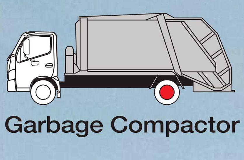 Gargage Compactor