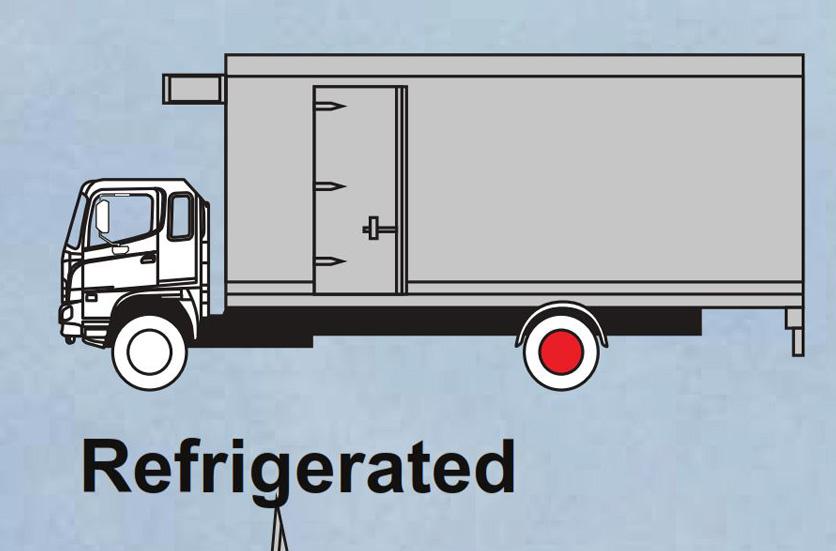 Refrigerated