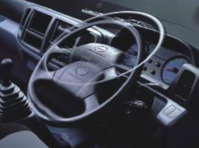 Energy-Absorbing Steering Wheel and Column